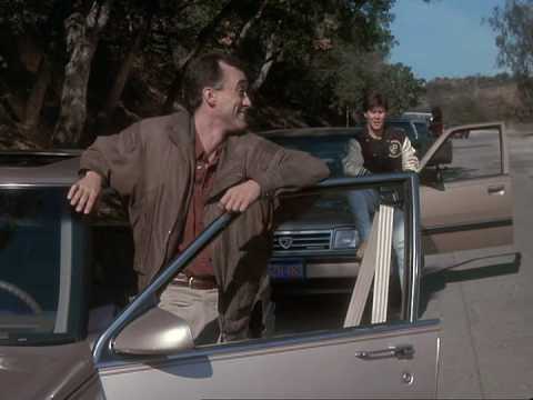 Columbo and Arnold Schwarzenegger