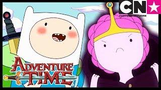 Adventure Time   Mysteries of Ooo Revealed - Princess Bubblegum & Finn   Cartoon Network