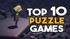 Top 10 Puzzle Games