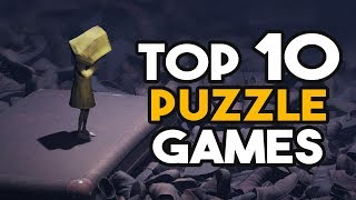 Top 10 Puzzle Games