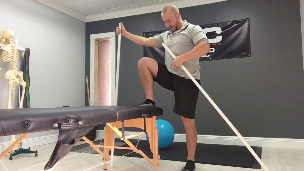 Hip Flexion PAILs/RAILs