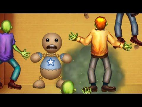 Zombies vs The Buddy   Kick The Buddy
