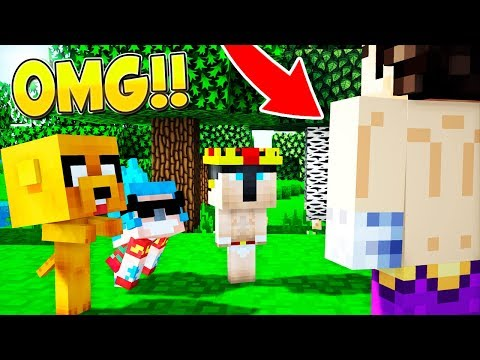 ES VEGETTA777!!!! 😱 MINECRAFT