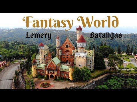 Fantasy World, Theme Park 2019 NEW Full HD