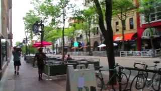 A Walk Down State Street, Madison, Wisconsin, Sans Music