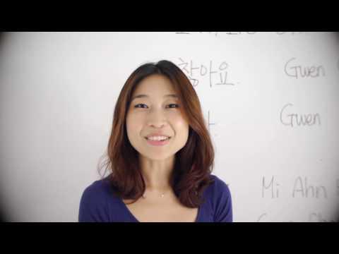 How to say  It's OK   I'm OK  in Korean   Learn Korean Ep11