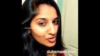 Actress Megana lokesh Awesome DubsmashTelugu