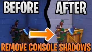 Fortnite - How To Turn Off/Disable Shadows on Fortnite Console (PS4/XBOX/Mobile/Nintendo Switch)