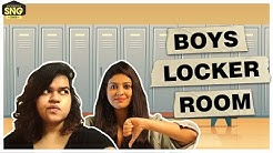 Boys Locker Room | ARREY YAAR BOLLYWOOD EP10
