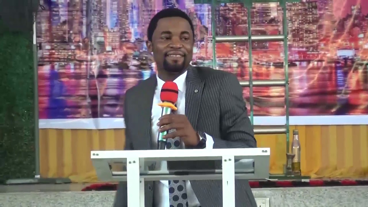 Apostle Orokpo Michael - Channels of Spiritual Invocation