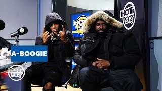 A-BOOGIE | FUNK FLEX | #Freestyle120