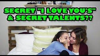 Shannon & Cammie | TE QUIERO(S) Y TALENTOS SECRETOS (subtitulado)