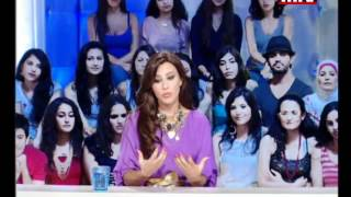 Talk Of The Town - Najwa Karam 28/06/2012