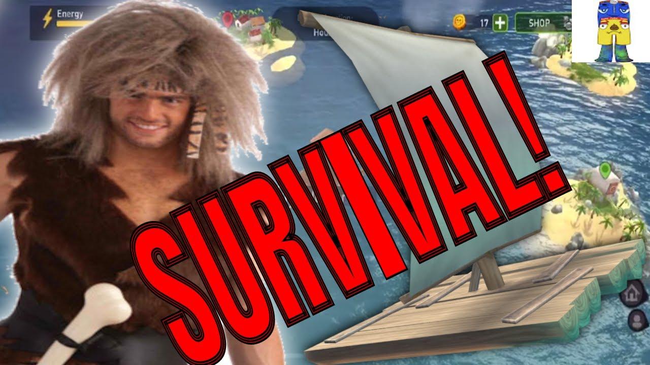 Download SURVIVAL ON RAFT OCEAN NOMAD SIMULATOR SAFE CRUISE FOR 1