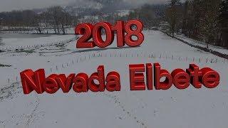 Nevada Baztan Navarra en dron - 2018