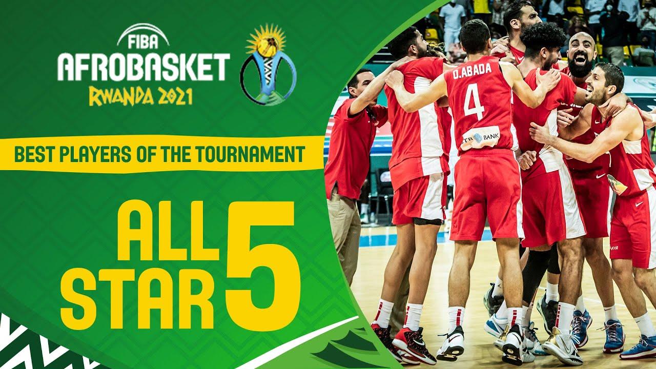 The Allstar Starting-5️⃣⭐️ | FIBA AfroBaskets 2021