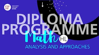 DP Math SL Analysis and Approaches