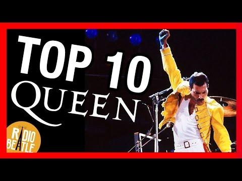 TOP 10 Canciones de Queen | Radio-Beatle
