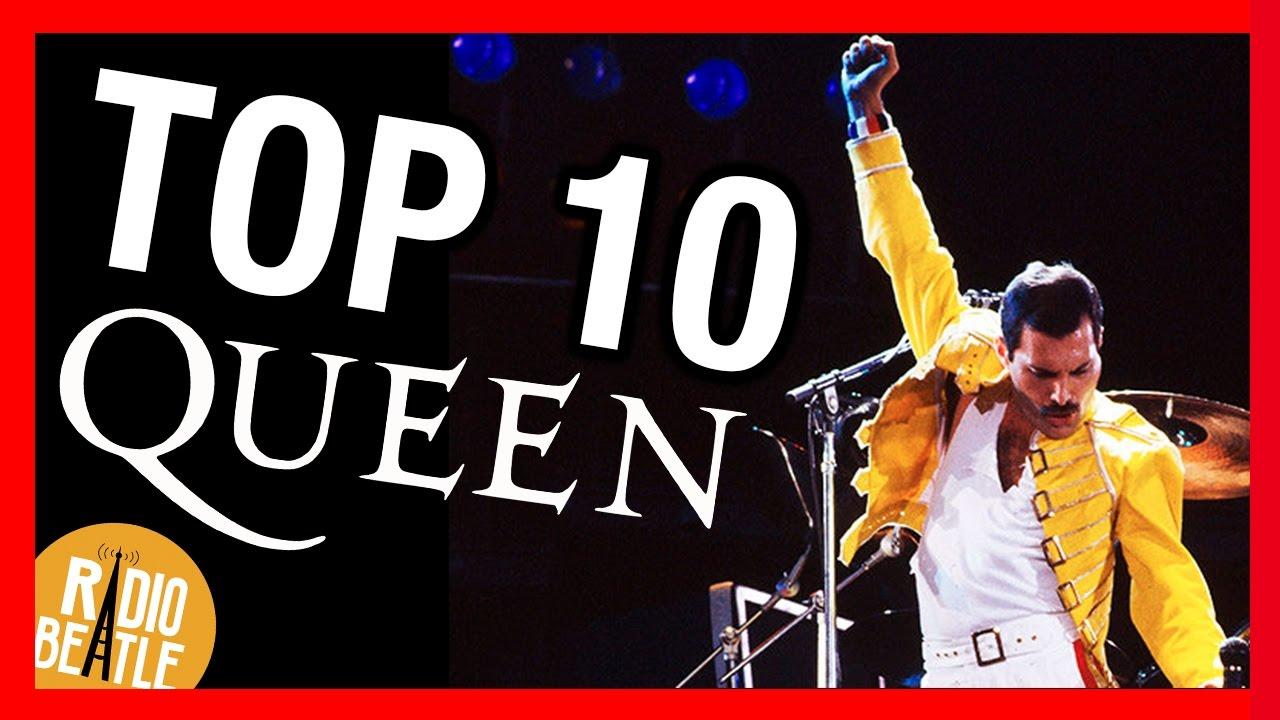 Top 10 Canciones De Queen Radio Beatle Youtube