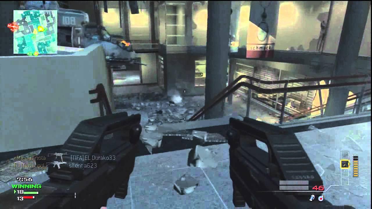MW3 gameplay on Arkaden