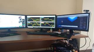 Life of a Trader on a Trading Room