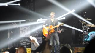 Live @C2C London 2016 - Eric Church - Springsteen