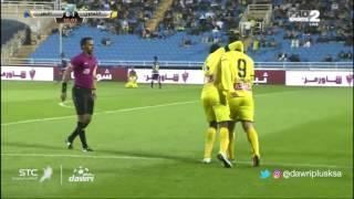 هدف التعاون الأول ضد النصر (منير الحمداوي) في الجولة 10 من دوري جميل