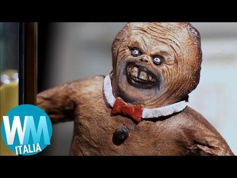 Top 10 FILM horror che provano a spaventarci con COSE STUPIDE!