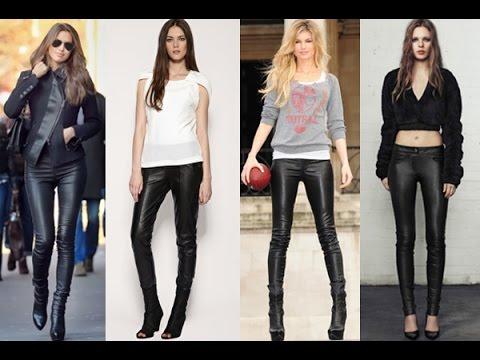 Модные женские джинсы 2018 - YouTube