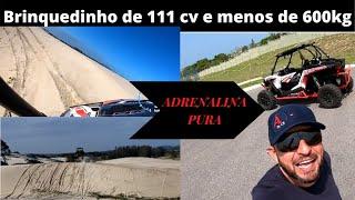 POLARIS RZR XP 1000 - PASSEIO EM CABO FRIO, DUNAS, PRAIA E DUNA MÃE DE ARRAIAL DO CABO
