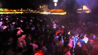 "Grupo ""Los Gens"" en la Explanada Corona - San Felipe, Gto!"
