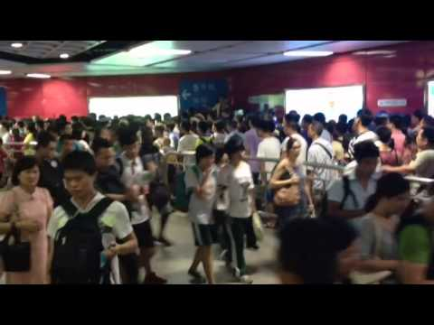 BLM presents Guangzhou MTR
