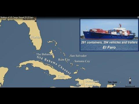 NTSB - The sinking of US Cargo Vessel SS El Faro