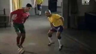 Joga Bonito   Brasile Vs Portogallo