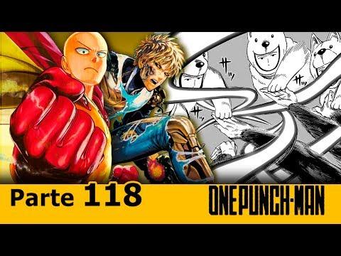 GAROU VS CÃO DE GUARDA! - One-Punch Man #118