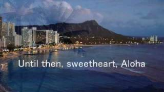 恋人よ、アロハ To You Sweetheart, Aloha   ukulele solo ウクレレ ソロ