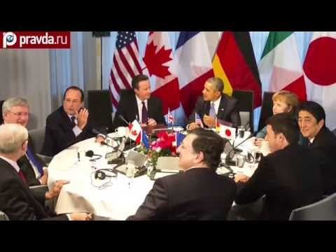 G7 summit without Putin. Nothing to talk about