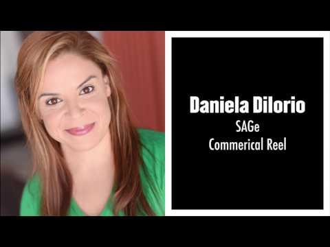 Daniela DiIorio Commercial Reel 2017