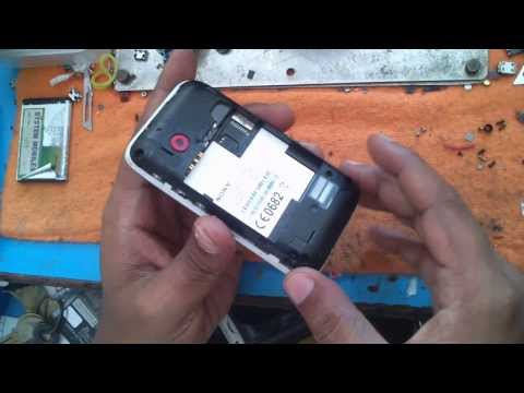How to Disassemble Sony Xperia Tipo (ST 21 i2)