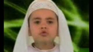 amazing performance by a muslim child.3gp