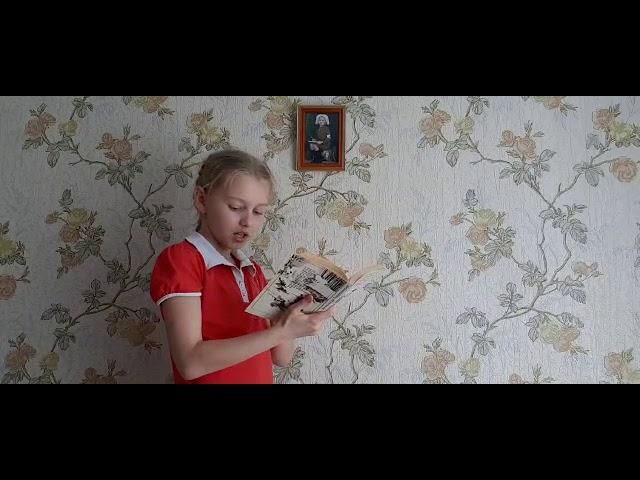 Изображение предпросмотра прочтения – АлисаКоробова читает произведение «Рассказ танкиста» А.Т.Твардовского