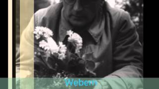 A Tribute to Anton Webern