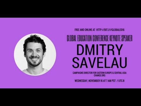 2016 GEC Keynote - Dmitry Savelau