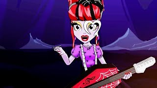 Monster High   Boo-tiful Music   Adventures of the Ghoul Squad   Episode 5   Cartoon Movie