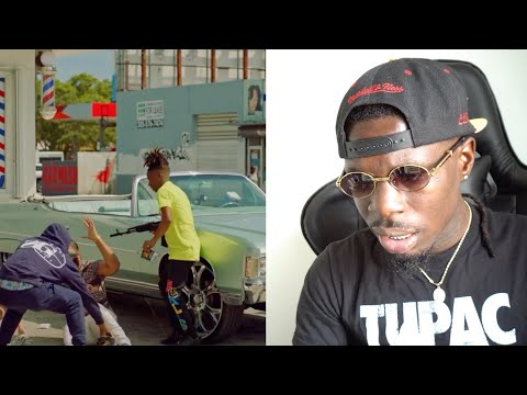 YNW Melly – Thugged Out Ft. Kodak Black (Official Music Video) | REACTION