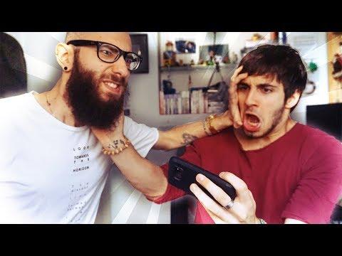 100,000 MI PIACE e marza si taglia la barba. [AoVNPT]