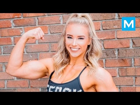Strongest Barbie in the World - Charity Witt | Muscle Madness