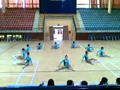 aerobic thiếu niên tây hồ 2010
