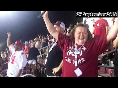 """Stanhope Elmore High School  Homecoming Game - 27 Sep 19 """"The Final Play"""""""