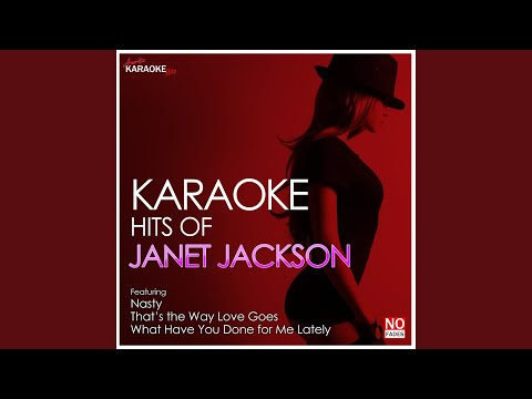 Any Time Any Place (In the Style of Janet Jackson) (Karaoke Version)